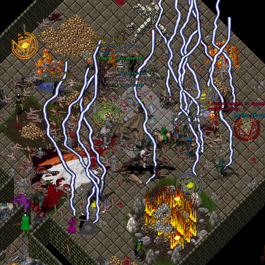 Uonostalgia ultima online lives on!