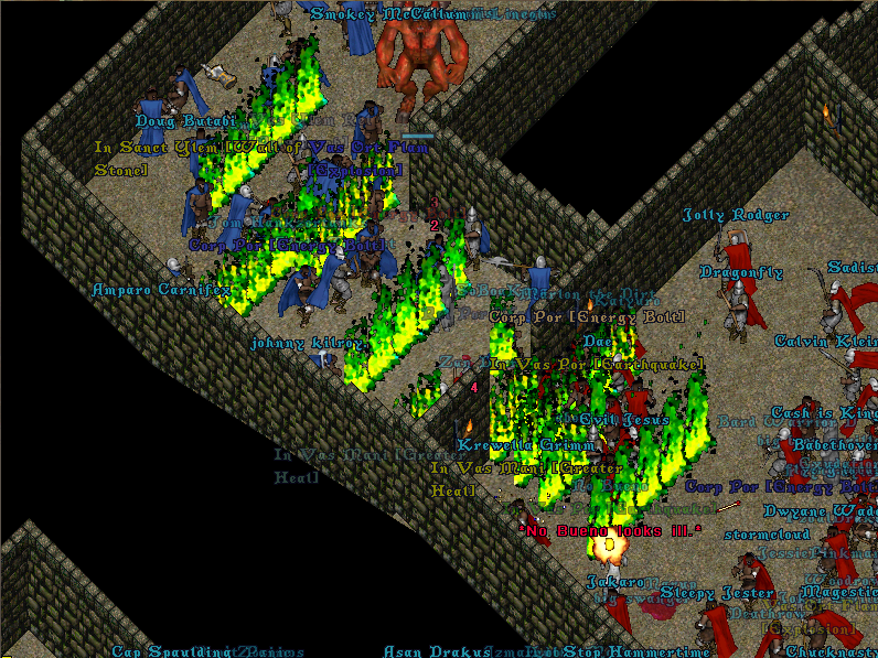 Virtue & Valor (expansion) AND ADVERTISING    Ultima Online